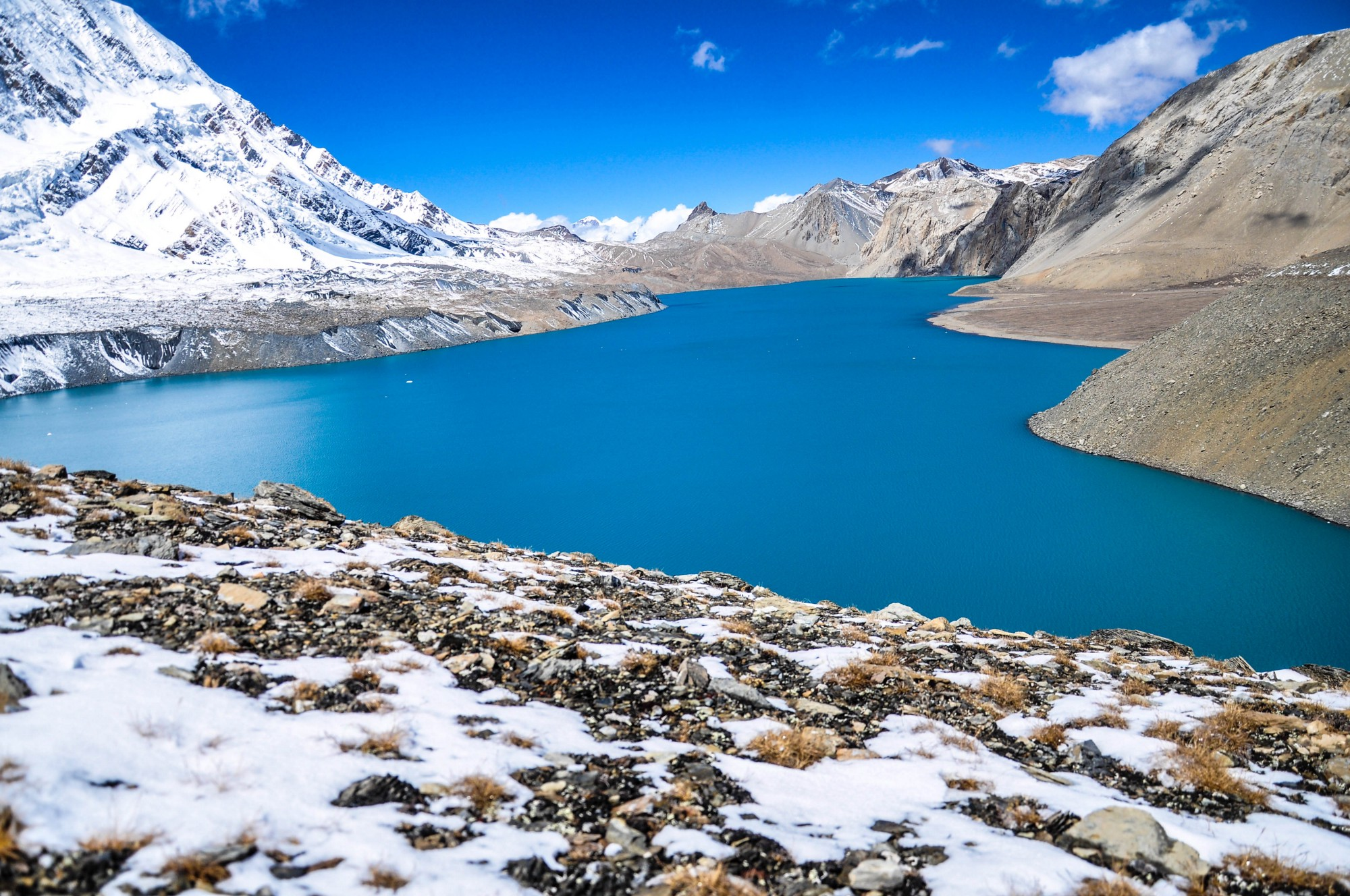 Tilicho Lake Trek