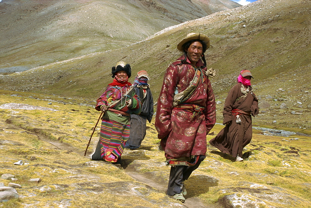 Mount Kailash Tour via Lhasa