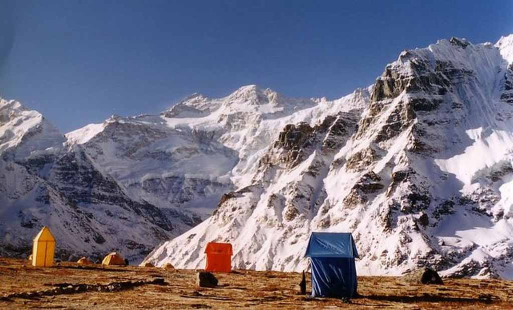 Kanchenjunga South Base Camp Trek
