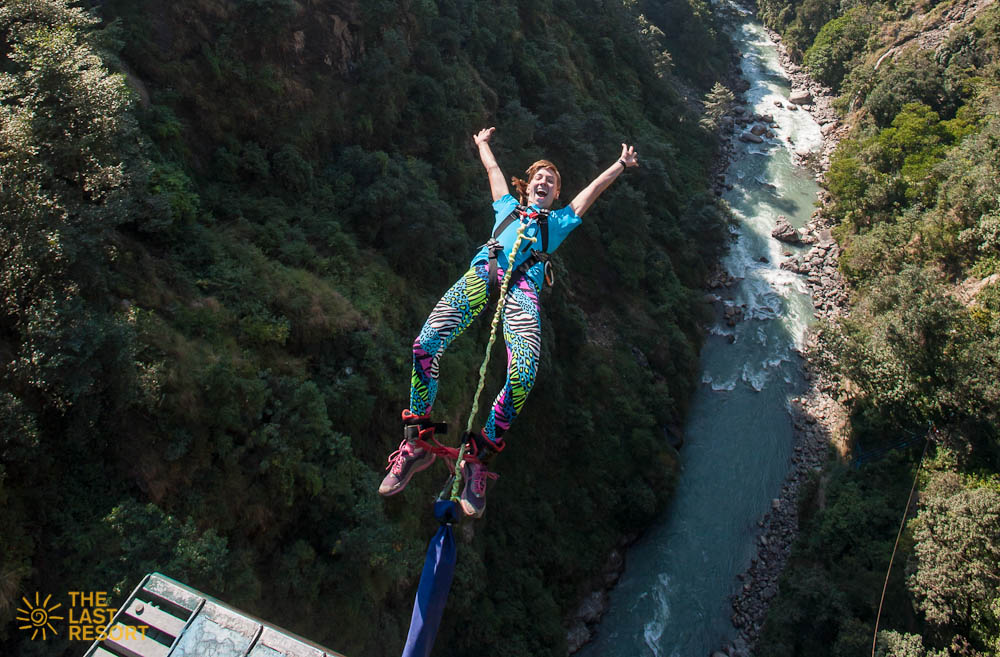 Bungee Jumping Day Trip